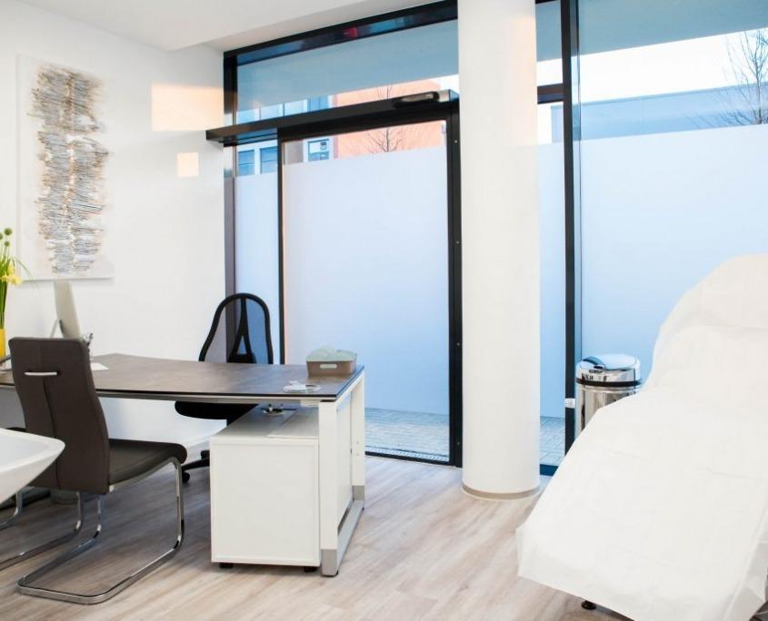 Beratungszimmer VIVA Aesthetic Hair