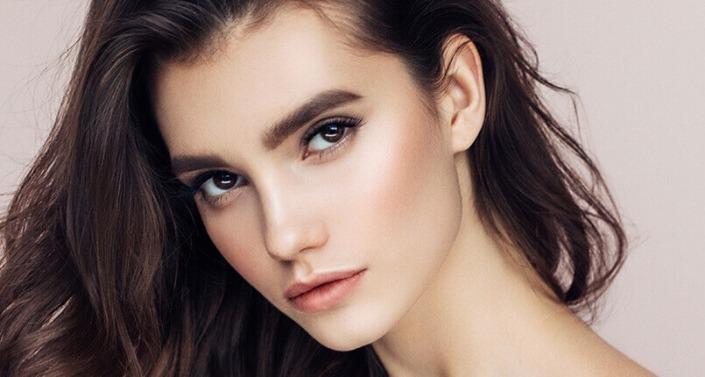 Haarpigmentierung Frau